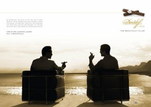 Davidoff Cigars ‐ Johnny Fearless